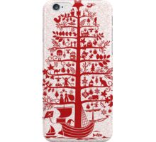 There comes the Christmas Tree! iPhone Case/Skin