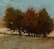 Evening Shade by Dave Ivey