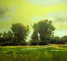 Summer Pasture by Dave Ivey