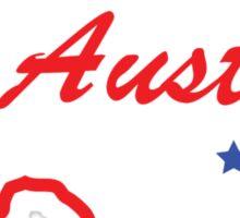 Texas - Austin Sticker