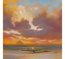 Pladda Lighthouse, Arran Photographic Print