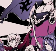Join Nohr!  Sticker