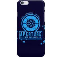 Aperture Science Innovators iPhone Case/Skin
