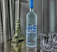 Grey Grey Goose by IanLongo