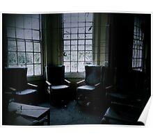 Deep Blue Abyss ~ West Park Asylum Poster