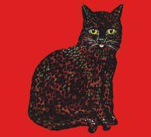 Black Cat Kids Clothes