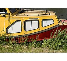 Yellow submarine Photographic Print