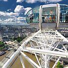 The London Eye by Brendan Buckley