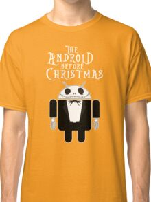The Android Before Christmas  Classic T-Shirt