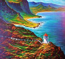 Makapuu Point Lighthouse by jyruff