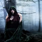 little green ridding hood by 1chick1