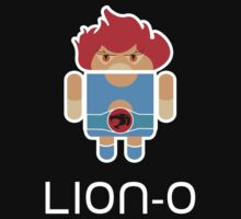 Droidarmy: Thunderdroid Lion-o One Piece - Short Sleeve