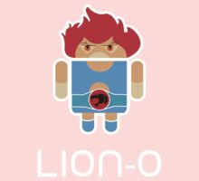 Droidarmy: Thunderdroid Lion-o Kids Clothes
