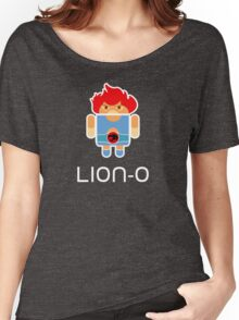 Droidarmy: Thunderdroid Lion-o Women's Relaxed Fit T-Shirt