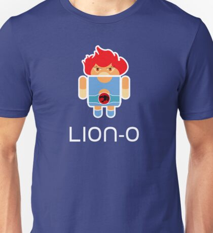Droidarmy: Thunderdroid Lion-o Unisex T-Shirt