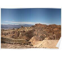 death valley,california Poster