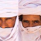 Saharan Faces (ALGERIA) by Omar Dakhane