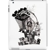 Birdhouse Under the Freeway iPad Case/Skin