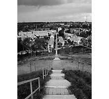 Slag Town Photographic Print