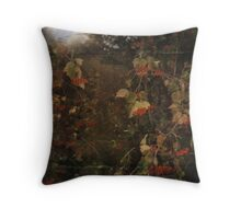 Gone For Now Throw Pillow