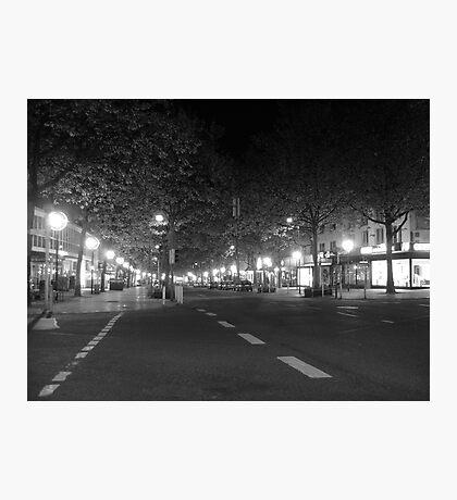Serene Dortmund Evening Photographic Print