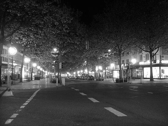 Serene Dortmund Evening by Adam Kalidonis
