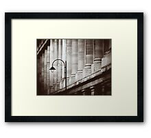 London Architecture 2011 Framed Print