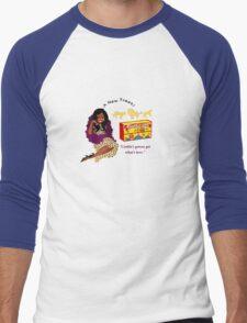 Cookie's Lions Men's Baseball ¾ T-Shirt