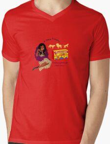 Cookie's Lions Mens V-Neck T-Shirt