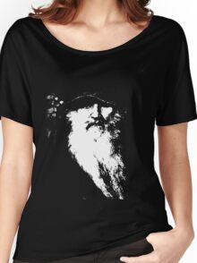 Scandinavian Mythology the Ancient God Odin Women's Relaxed Fit T-Shirt