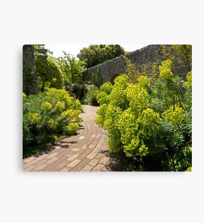 Kipling Gardens Canvas Print