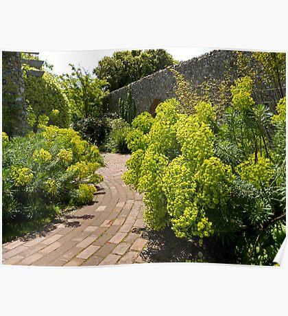 Kipling Gardens Poster
