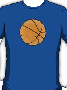 Basketball Vector T-Shirt