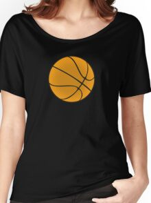 Basketball Vector Women's Relaxed Fit T-Shirt