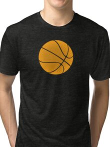 Basketball Vector Tri-blend T-Shirt