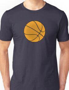 Basketball Vector Unisex T-Shirt