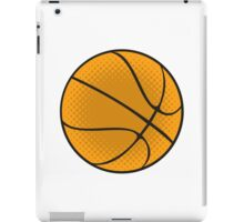 Basketball Vector iPad Case/Skin