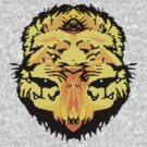 Diprosopus Panthera Leo by mcnasty