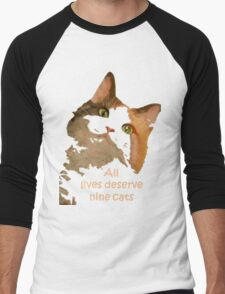 All Lives Deserve Nine Cats T-Shirt