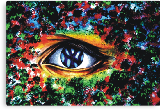 A Yankee Eye by AlanZinn