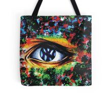 A Yankee Eye Tote Bag