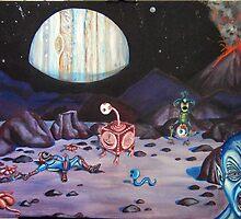 Death on Io by chris benice