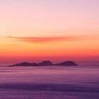 Outer Blasket Islands by Hauke Steinberg
