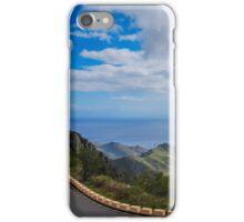 Ocean view in Tenerife iPhone Case/Skin