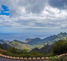 Ocean view in Tenerife by patrascano