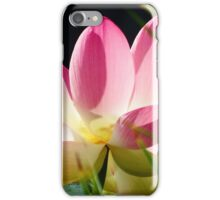 The Lotus Blossom iPhone Case/Skin