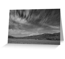 Cades Cove - GSMNP Greeting Card
