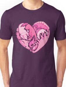 Loveasaurus Unisex T-Shirt