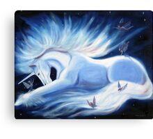 Midnight Fantasy Canvas Print