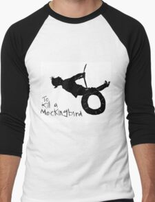 To kill a mockingbird Men's Baseball ¾ T-Shirt